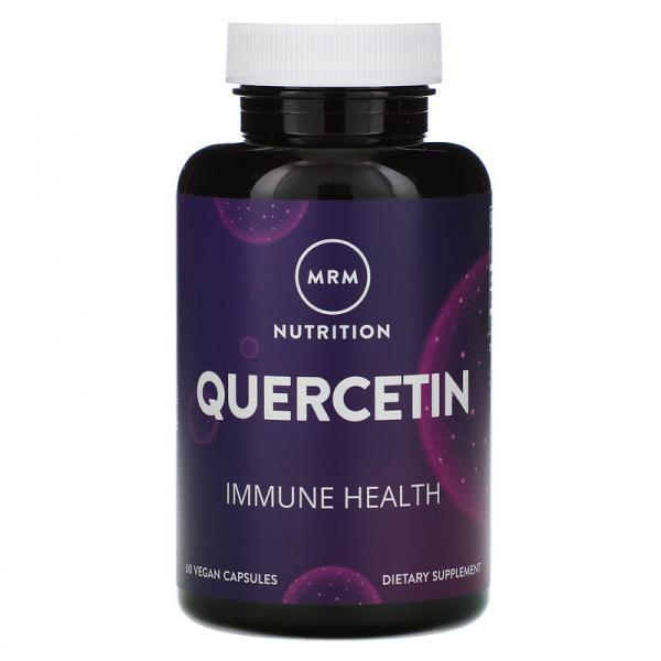 Кверцетин, MRM, Nutrition, 500 мг, 60 веганских капсул