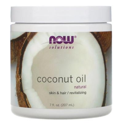 Кокосовое Масло, Coconut Oil, Now Foods, 207 мл