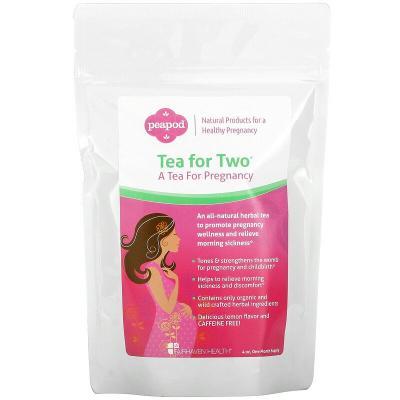 Чай для беременных, Tea-for-Two, A Tea For Pregnancy, Fairhaven Health, 4 унции
